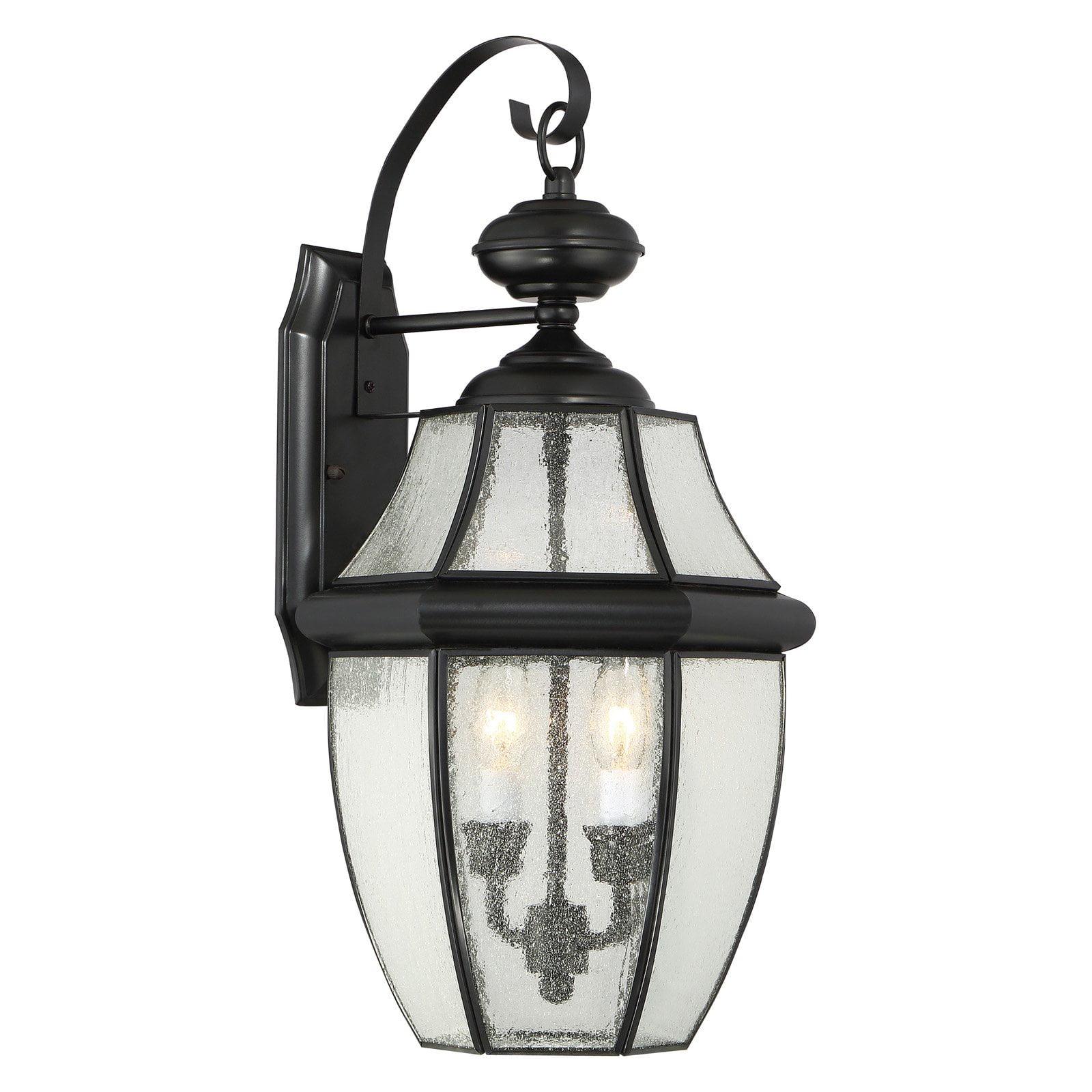 Quoizel Newbury NY84 Outdoor Candelabra Wall Lantern