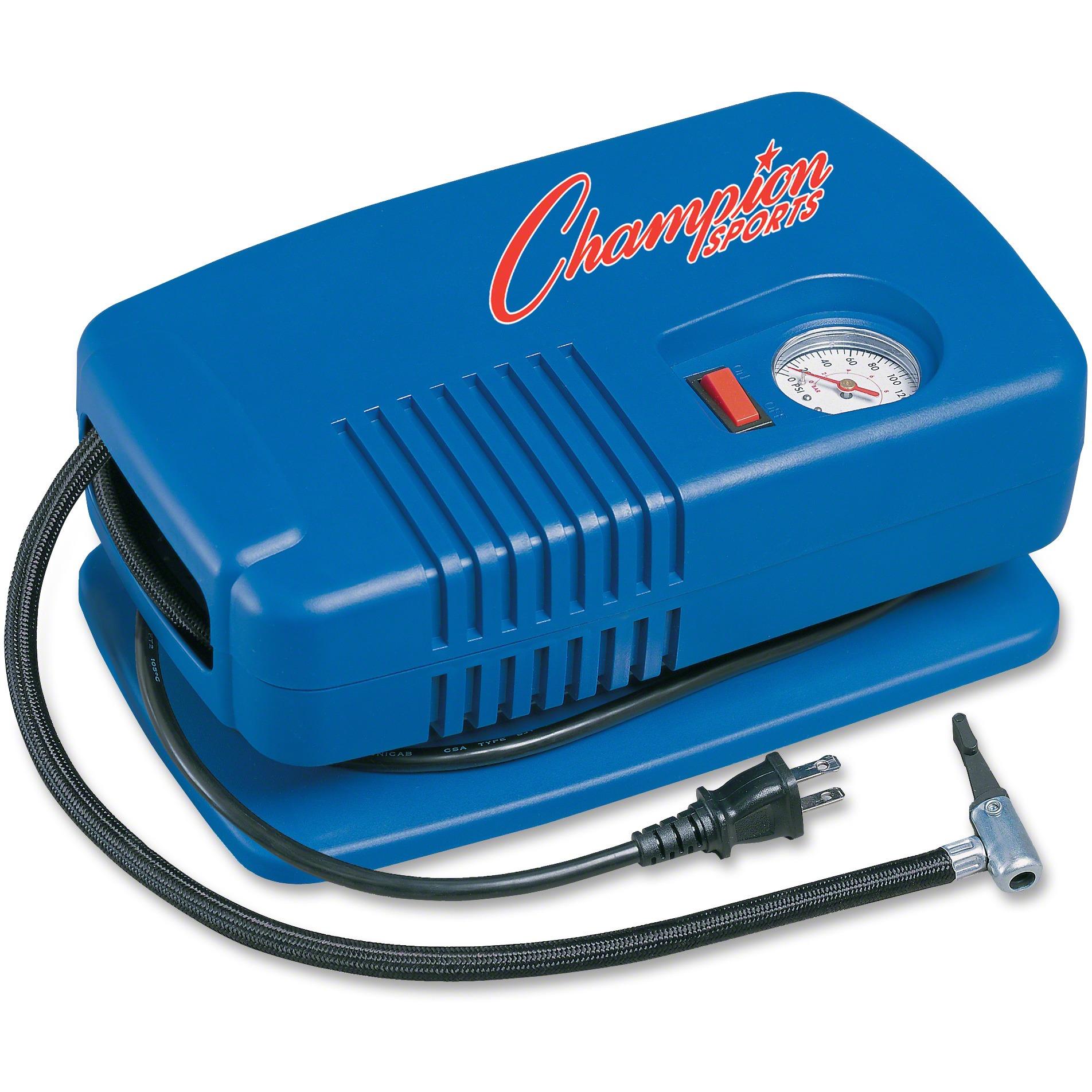 Champion Sport s Deluxe Equipment Inflating Pump
