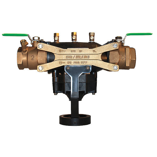 WILKINS 12-375XL Reduced Pressure Zone Backflow Preventer