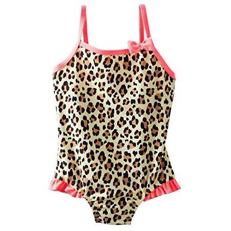 b6940095d285b Oshkosh B  Gosh Little Girls  One Piece Swimsuit (3T