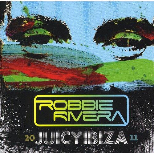 Robbie Rivera - Juicy Ibiza 2011 [CD]