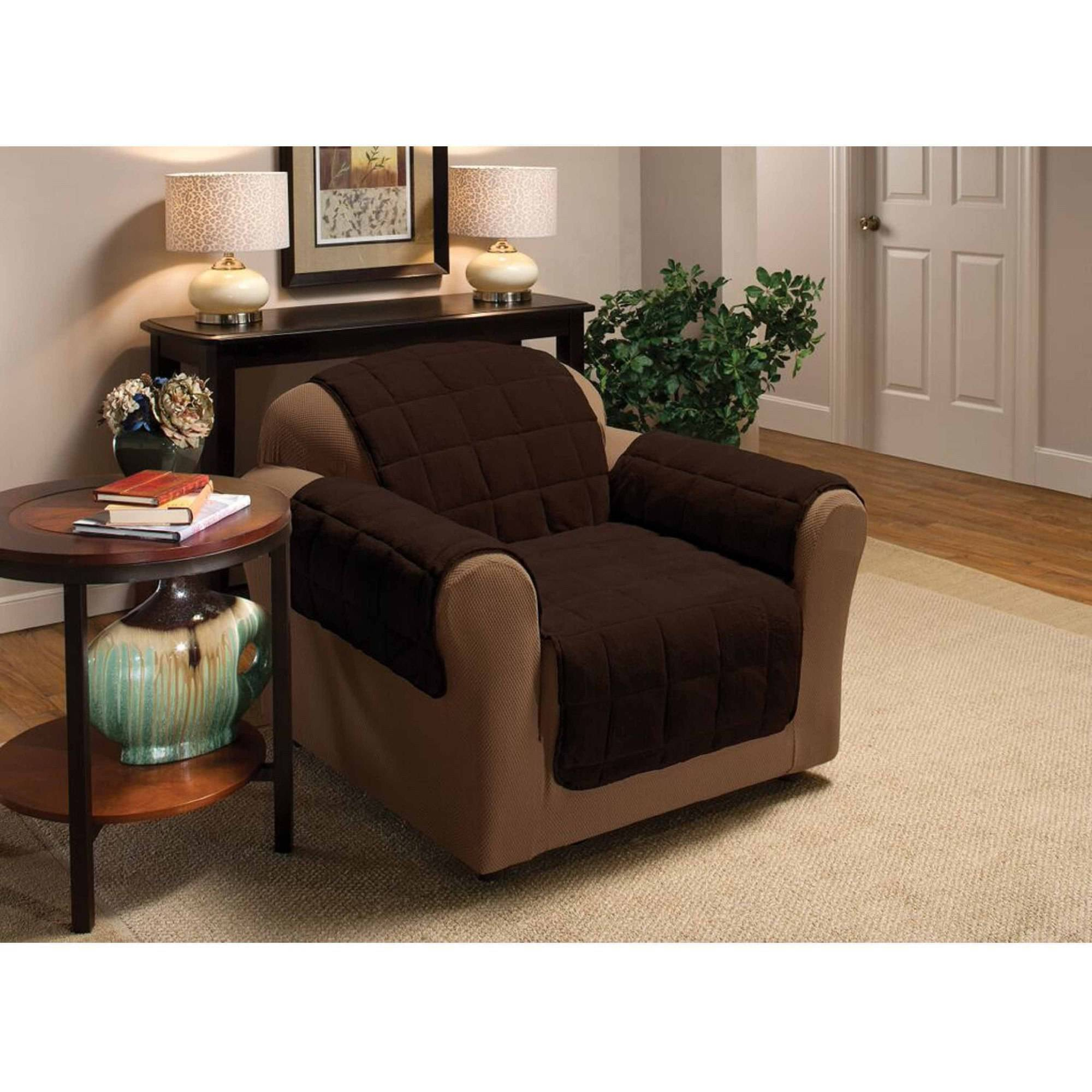 Innovative Textile Solutions Plush Chair Protector