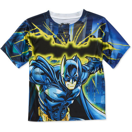 Boys Batman Graphic Tee