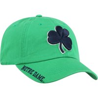 0d33781e Product Image Men's Top of the World Green Notre Dame Fighting Irish  Alternate Washed Adjustable Hat - OSFA