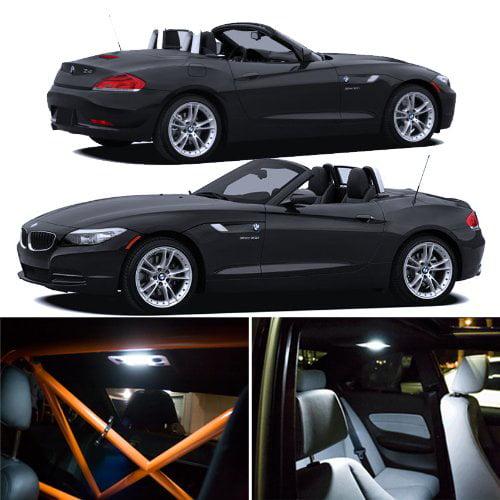 BMW Z4 E89 Interior Package LED Lights Kit SMD White 2009-2014