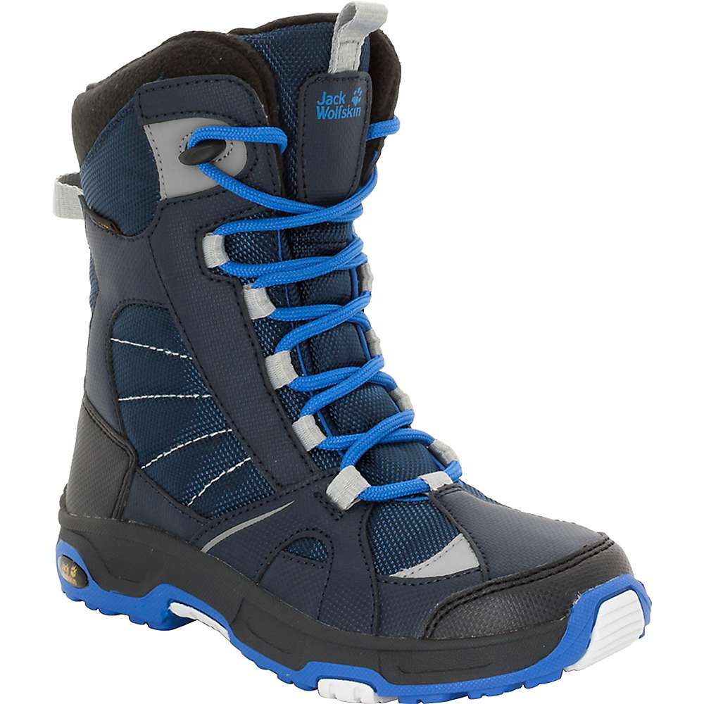 Jack Wolfskin Boys' Snow Ride Texapore Boot by Jack Wolfskin