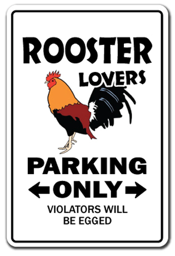 Smoking Chicken Rooster Country Farm Truck Car Funny Novelty Die Cut Vinyl Decal