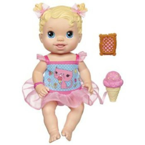 Baby Alive Yummy Treat Baby Doll