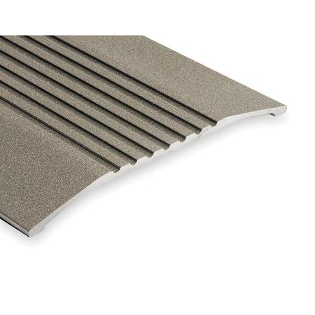 426SIA-6 Saddle Threshold, Fluted Top, 6 ft.