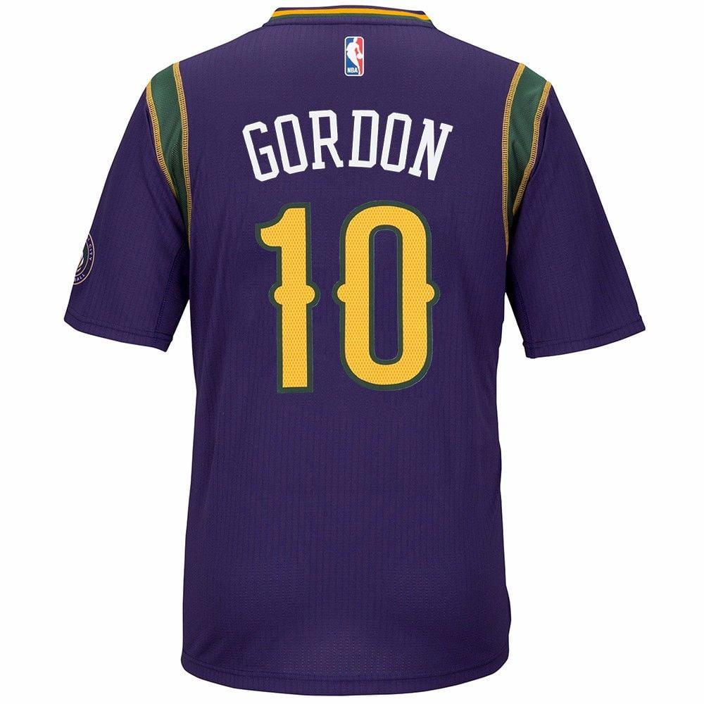 Eric Gordon New Orleans Pelicans NBA Adidas Men's Purple Climacool Swingman Jersey