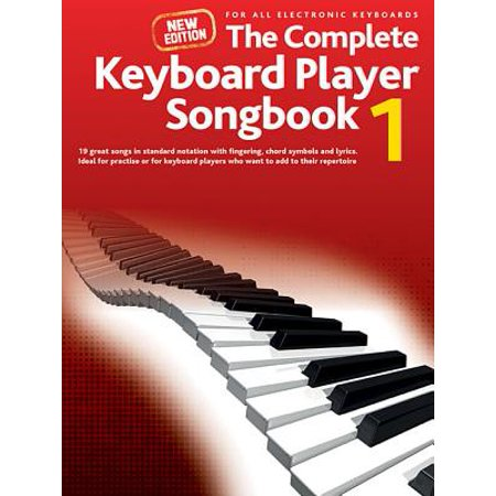 The Complete Keyboard Player: Songbook 1 - New