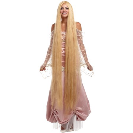 Long Straight Adult Halloween Wig