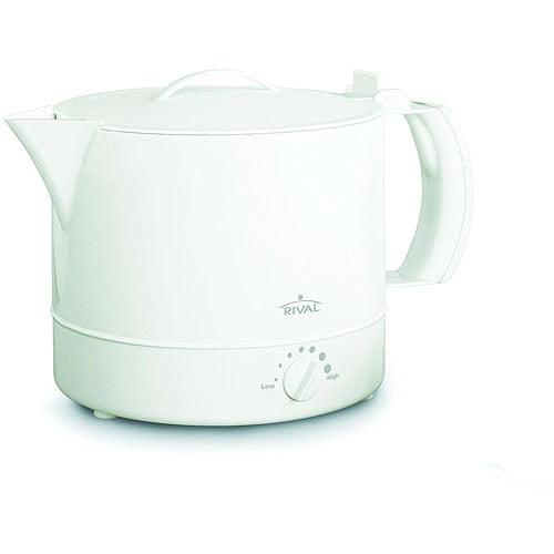 White Rival 4071-WN 32-Ounce Hot Pot Express