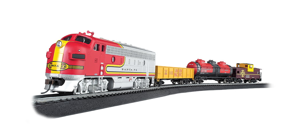 Bachmann Trains Canyon Chief Ready To Run Electric Train Set HO Scale by Bachmann Trains