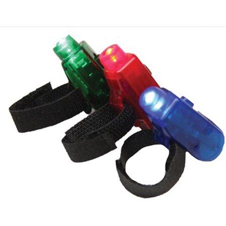 Sea Dog LED Finger Light Set, White, Red and Green - Led Finger Light