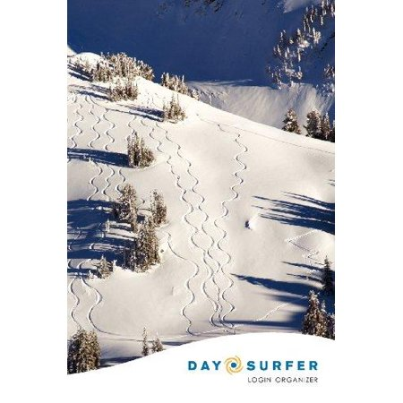 Day Surfer Login Organizer  Fresh Tracks On The Mountain