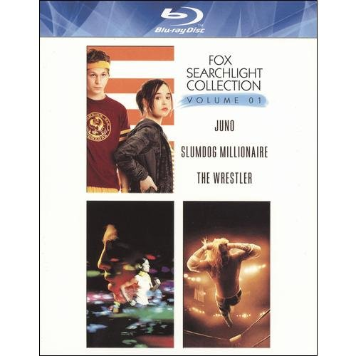 Fox Searchlight Spotlight Series, Vol. 1: Juno / Slumdog Millionaire / The Wrestler (3-Disc) (Blu-ray) (Widescreen)