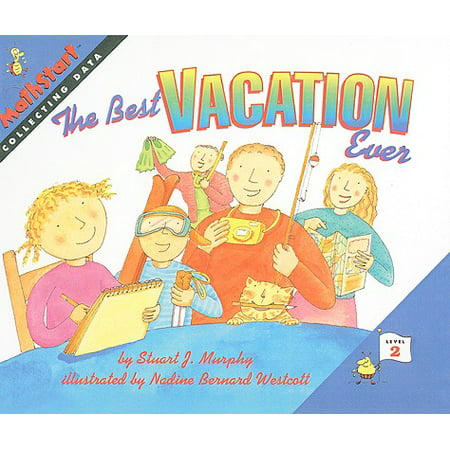 The Best Vacation Ever (The Best Vacation Ever K5 Learning Answers)
