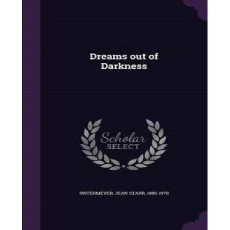 Dreams out of Darkness - image 1 of 1