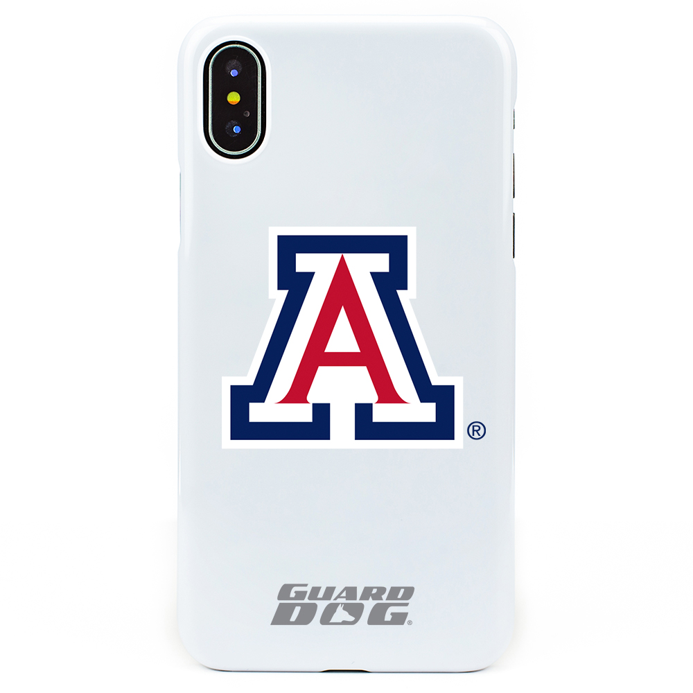 Arizona Wildcats Case for iPhone X / Xs - White