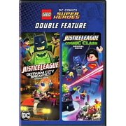 Lego DC Super Heroes: Justice League - Gotham City Breakout / Cosmic Clash (DVD) - Party City League City