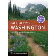 Backpacking washington : overnight and multiday routes: 9781594851100