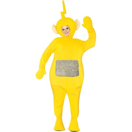 TELETUBBIES LALA ADULT](Teletubbie Costume For Adults)
