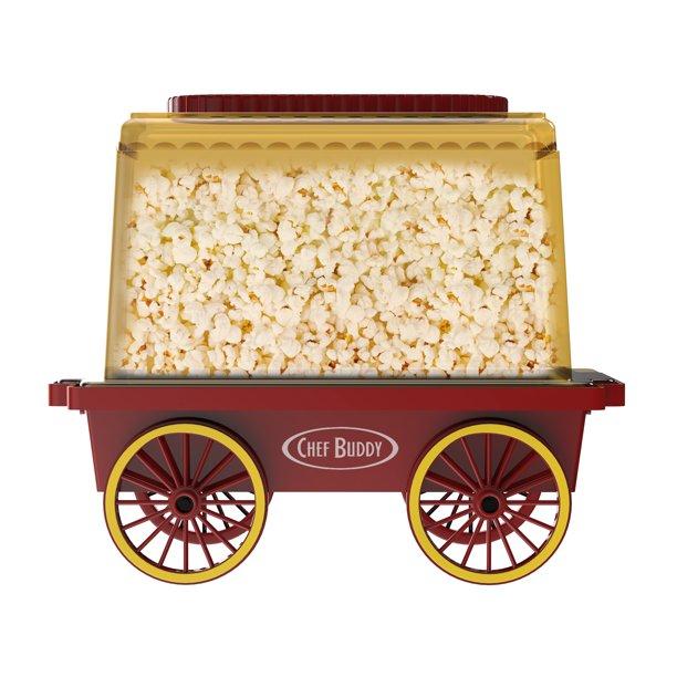 Chef Buddy Popcorn Popper Walmart Com Walmart Com