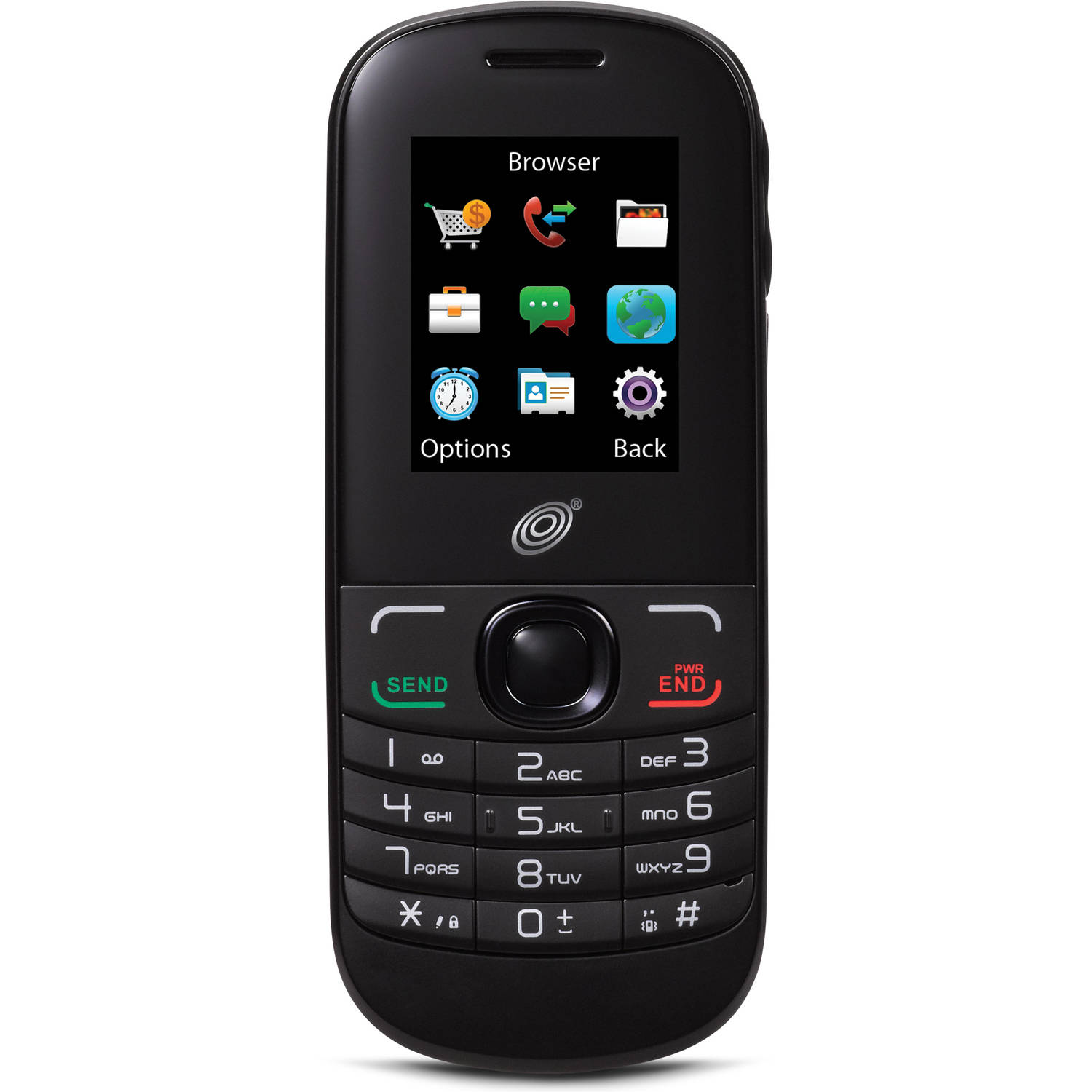 TracFone Alcatel A205G Prepaid Cell Phone