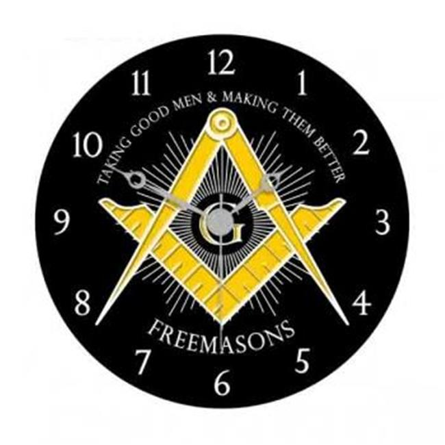 Sigma Impex CLK-111 Masonic Wall Clock