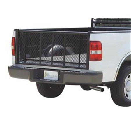 GO IND 6636B Tailgate Air Flow, Black - 2004-2014 -