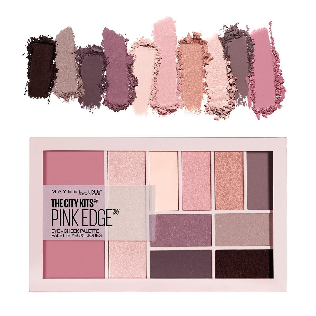 (3 Pack) MAYBELLINE The City Kits Eye + Cheek Palette - Pink Edge