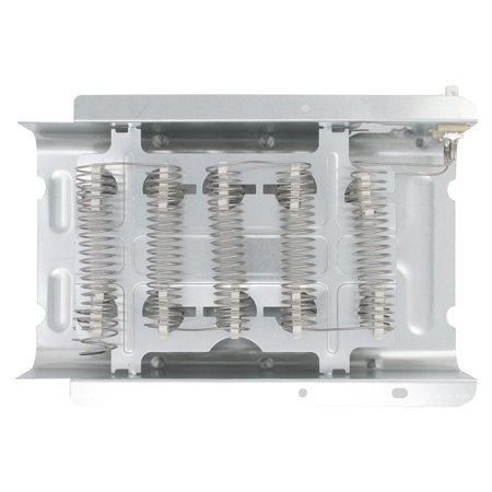 279838 Dryer Heating Element Replacement for Whirlpool 4GWED4750YQ1 Dryer - Compatible with 279838 Heater Element - UpStart Components Brand - image 3 of 4