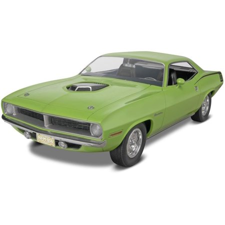 70 Plymouth Hemi Cuda 2N1 Plastic Model Kit  Kit71 854030 Dodge Challenger Plastic N Boss 454 2N1 Monogram 1970 Hardtop By 70 71 Hemi Mustang Ss 2In1 16 Buick Plymouth    By Revell