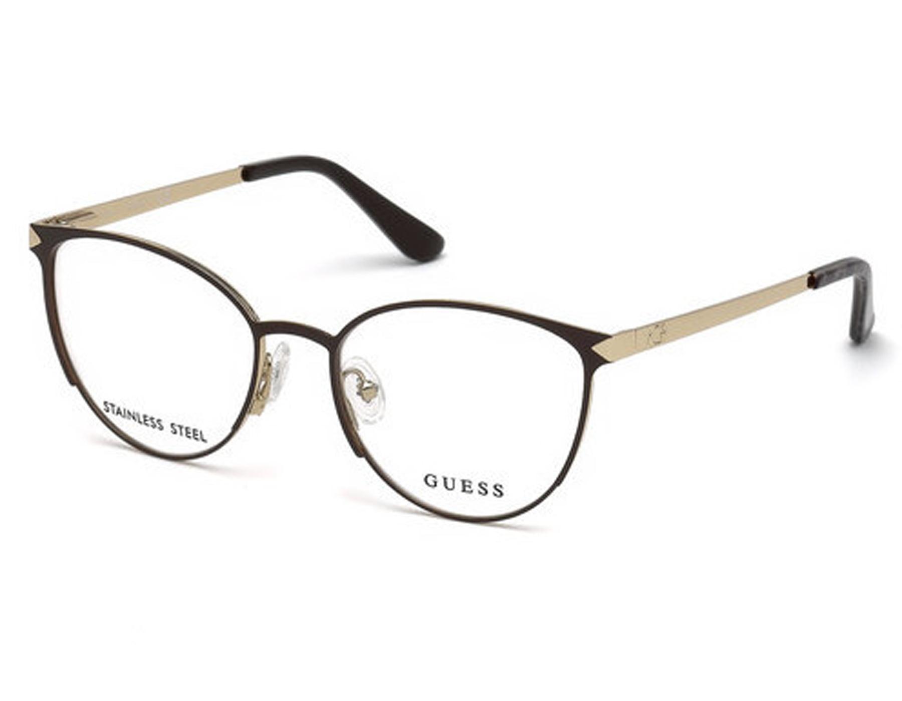 Eyeglasses Guess GU 2731 001 shiny black