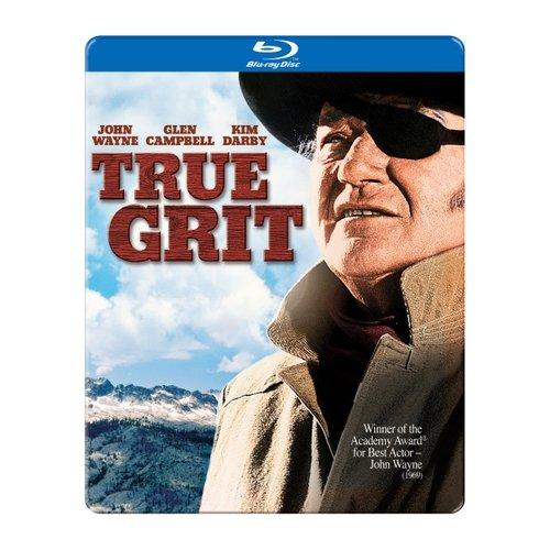 True Grit (1969) (Blu-ray) (Steelbook Packaging) (Widescreen)