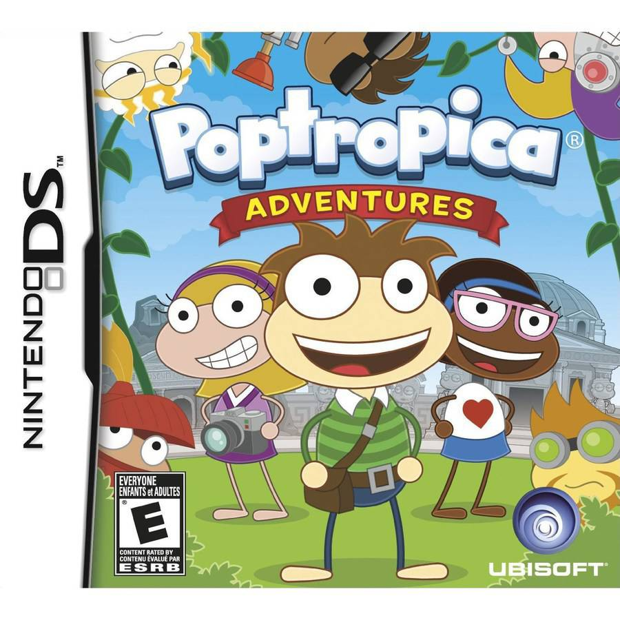 Poptropica (DS)