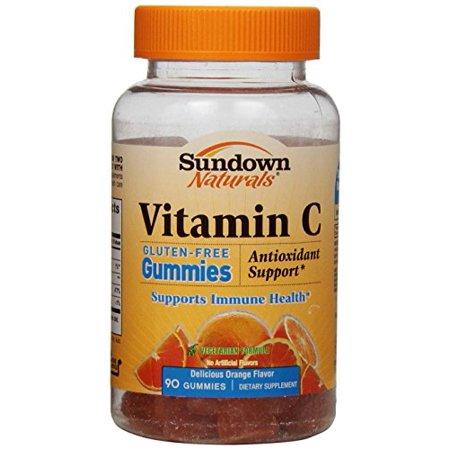 Are gummy vitamins gluten free