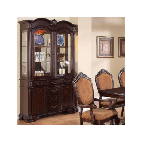 A&J Homes Studio China Cabinet by