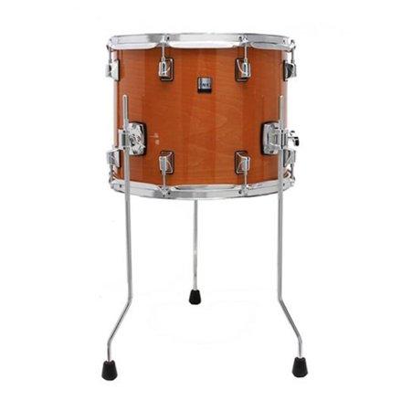 Taye GK1411F-DS 14 x 11 in. Gokit Add-On Floor Tom Drum, Daytona Sunset - Tomtom Drum