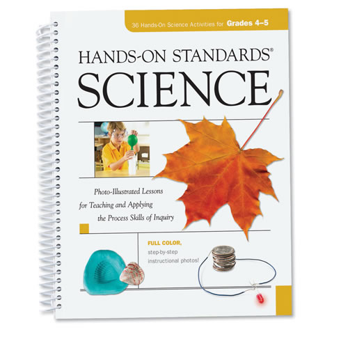 Hands-On Standards(R) Science - Grades 4-5