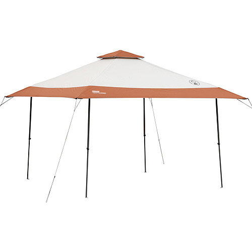 Coleman 13' x 13' Straight Leg Back Home Instant Shelter (169 sq. ft Coverage) by COLEMAN
