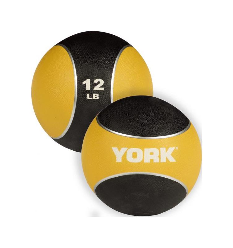 York Medicine Ball - 12 lbs