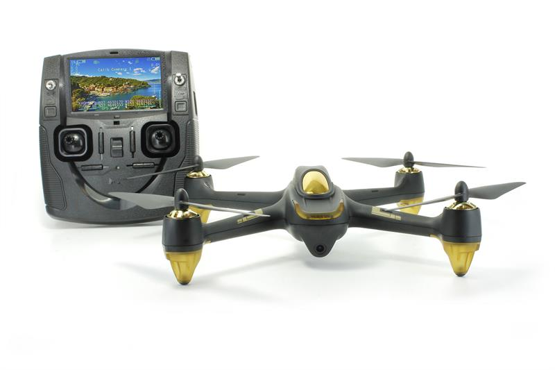 Hubsan H501S X4 5.8G FPV with 1080P HD Camera Brushless Quadcopter White by Hubsan