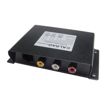calrad electronics 95 1040 audio amp video balun cat 5. Black Bedroom Furniture Sets. Home Design Ideas