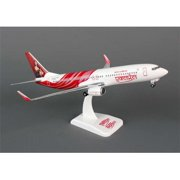 Hogan Wings 1-200 Commercial Models HG0991G Hogan Air India Express 737-800W 1-200 with GEAR REG No. VT-AXP