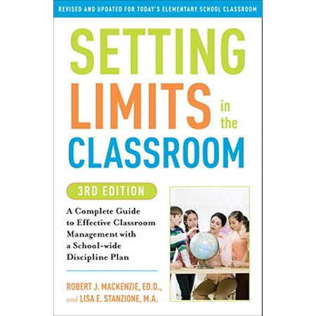 Setting Limits in the Classroom, 3rd Edition - eBook (3rd Grade Classroom Halloween Party Ideas)
