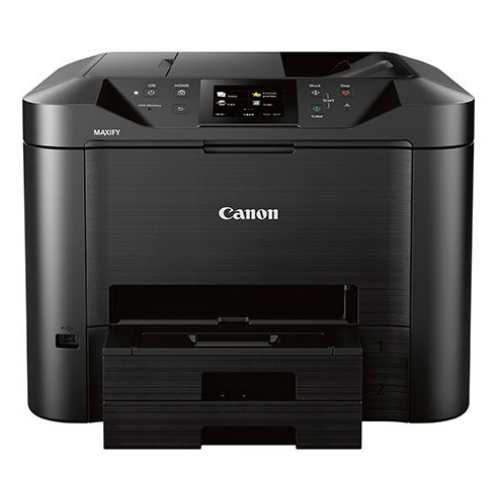 Canon Inkjet Multifunction Printer - Color 0971C002 Inkjet Multifunction Printer - Color