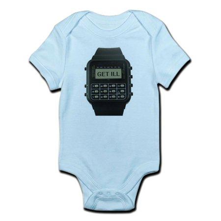 CafePress - Beastie Boys - Time To Get Ill Infant Bodysuit - Baby Light Bodysuit