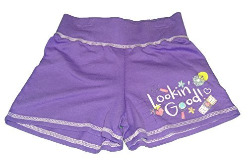 Girls Purple Shorts Medium Disney Doc McStuffins Lookin Good